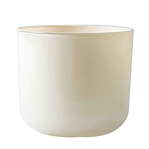 Jodeco davinci Gläser cream 24 Stk. 11x12 cm