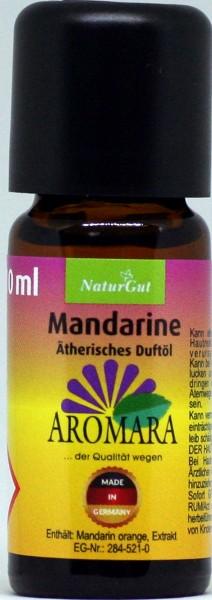 AROMARA Ätherisches Duftöl Mandarine / Citrus nobilis 10 ml