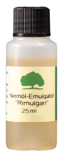 Niemölemulgator Rimulgan 25ml für Niemöl aus Rizinusöl