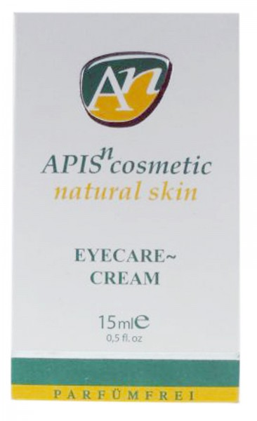 APIS n cosmetics natural skin eyecare cream 15 ml