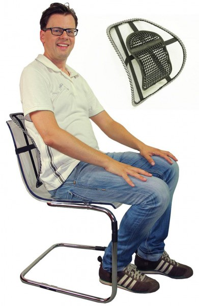 Backrest Rückenstütze Rückenlehne 2er Set