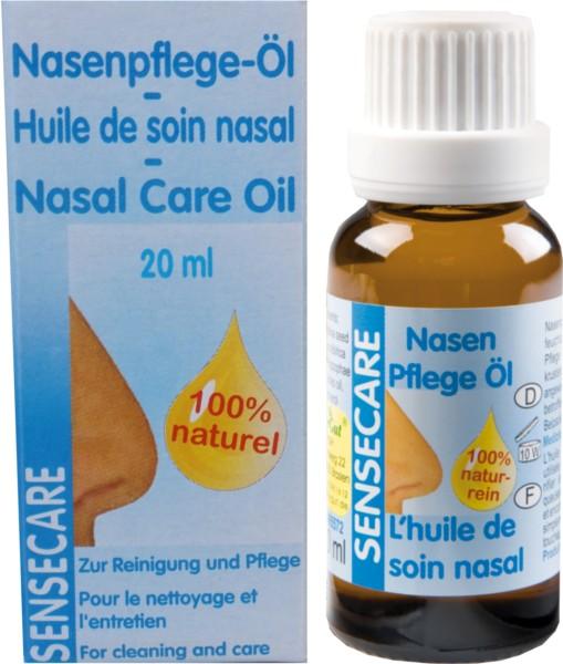 Sensecare Nasenpflegeöl Nasen Pflege-Öl Schwarzkümmelöl Zedernussöl Nasenöl