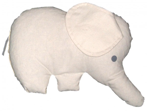 Dinkifant mit Bio Dinkel und echten Lavendelblüten zur Entspannung ca.20x30cm