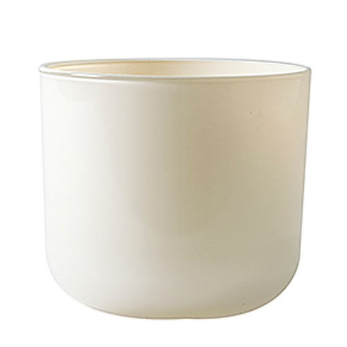 Jodeco davinci Gläser cream 3 Stk. 11x12 cm